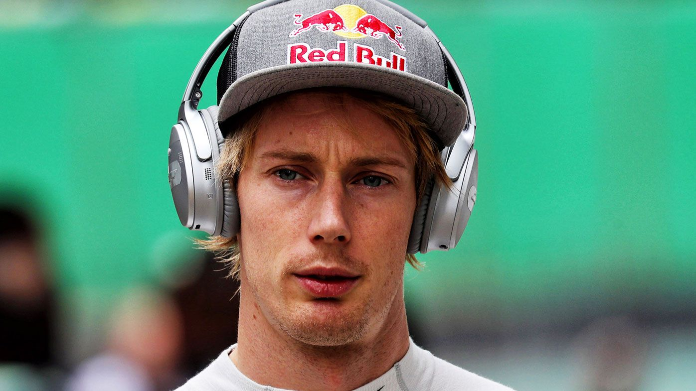 Toro Rosso's Brendon Hartley blows up at teammate Pierre Gasly at Brazilian GP