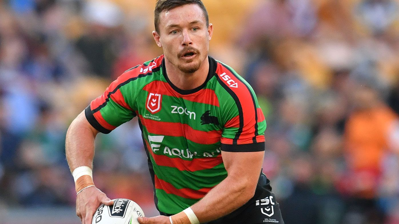 Damien Cook leads Souths to victory