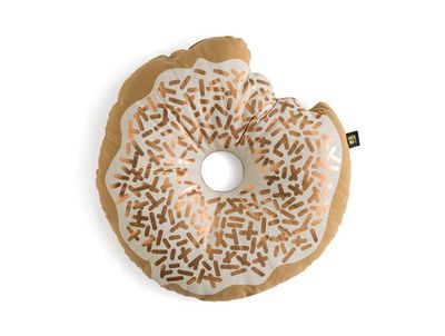"<a href=""https://norsu.com.au/products/sack-me-krispy-dreme-cushion-metallic-sprinkle"" target=""_blank"">Sack Me! Krispy Dreme Cushion - Metallic Sprinkle, $55.</a>"