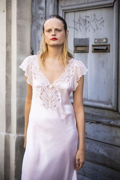 Marni show, during Milan Fashion Week Spring/Summer 2019 on September 23, 2018