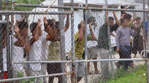 The Manus Island detention centre is set to be closed. (AAP)