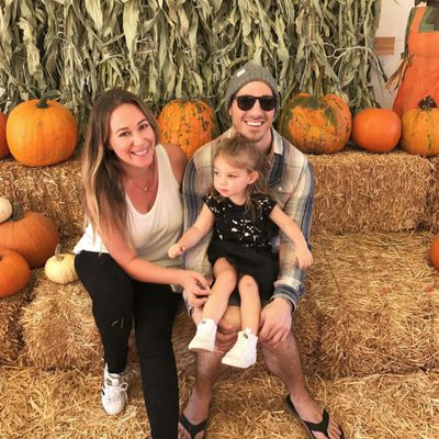 Haylie Duff welcomes second child