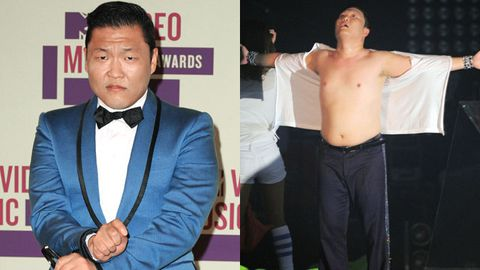 'Too ugly': Record bosses told 'Gangnam Style' rapper Psy to get a facelift