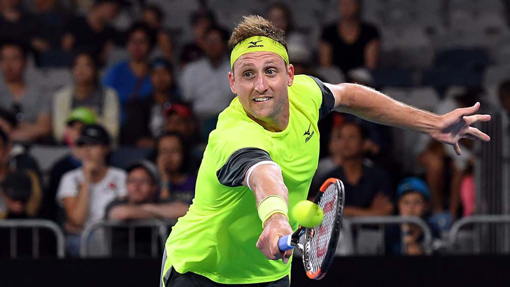 Tennys Sandgren deletes all political tweets after post-match grilling