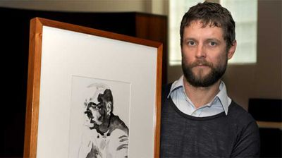Ben Quilty (NSW) is the official war artist in Afghanistan and was mentor to Bali Nine drug smuggler Myuran Sukumaran. He led a campaign which called for Sukumaran and Andrew Chan to be spared.