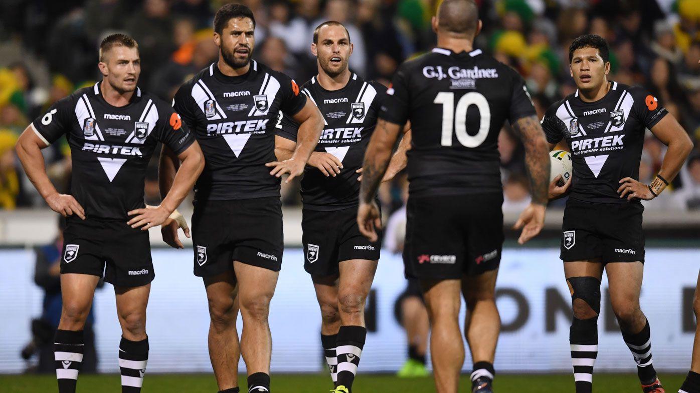No captain for Kiwis in Denver: Maguire