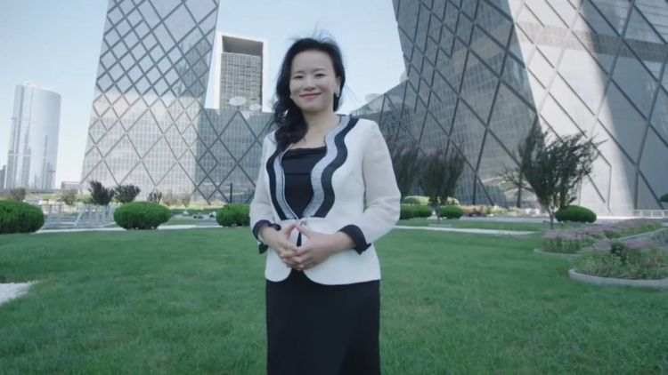 China detains Australian anchor for Chinese state-run TV network