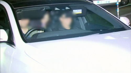 The family of the boy have now been reunited with him in Grafton. Picture: 9NEWS