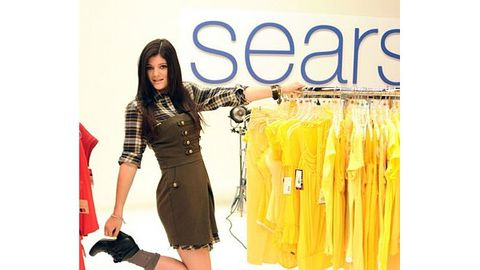 13-year-old Kardashian sister gets first modelling job