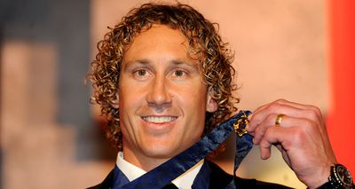 <p>The 2015 annual Brownlow Medal awards will be held tonight, with AFL stars anxiously waiting to see who will win the sport's most prestigious award and WAGs feverishly preparing their gowns. </p><p>West Coast Eagles midfielder Matt Priddis surprised everyone last year, beating out favourites Gary Ablett and Joel Selwood to win the 2014 Brownlow Medal. (AAP)</p><p><strong>Click through to see some of the event's past surprises, both on the stage and on the red carpet.</strong></p>
