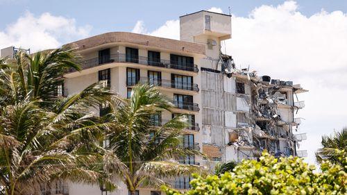 Miami Florida building collapse
