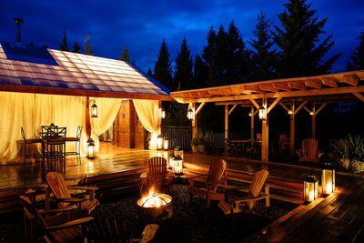 <strong>Siwash Lake Wilderness Resort</strong>