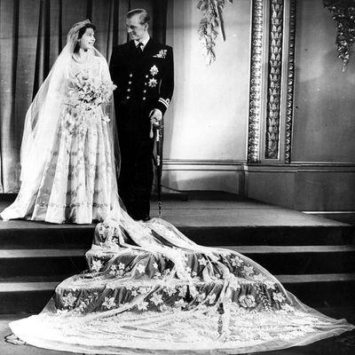 Queen Elizabeth, November 20, 1947
