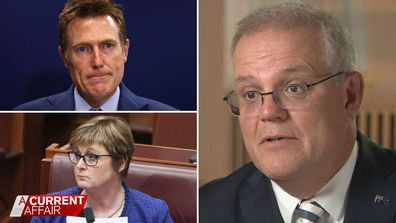 Christian Porter and Linda Reynolds 'will continue to play an important role' in Morrison Cabinet