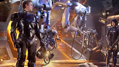 Exclusive look: Sydney Harbour defended by a giant robot in <i>Pacific Rim</i>