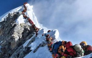 Coronavirus strips Mt Everest of climbers, leaving Sherpas and tourism in peril