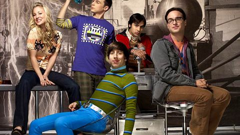 Australians really, really like The Big Bang Theory