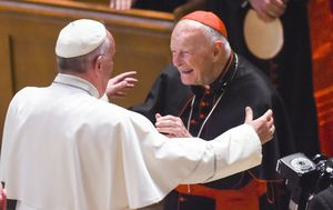Vatican investigation into ex-Cardinal Theodore McCarrick faults many but spares Pope Francis
