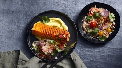 Jock Zonfrillo and Lavazza team up for $20 meal kits