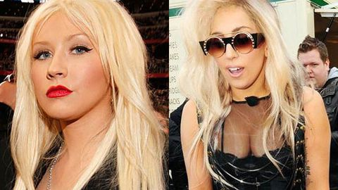 Christina Aguilera slams Lady Gaga