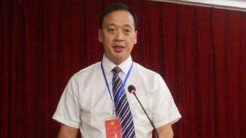 """Liu, 51, the director of Wuchang Hospital in Wuhan, died after """"all-out rescue efforts failed,"""" to save him, state broadcaster CCTV reported"""