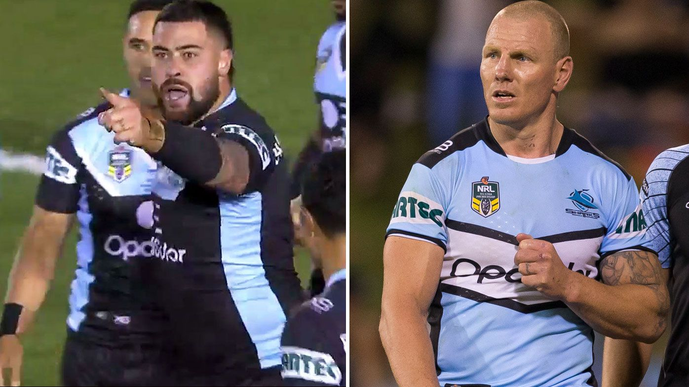 NRL: Luke Lewis disapproves of Andre Fifita's heated try celebration