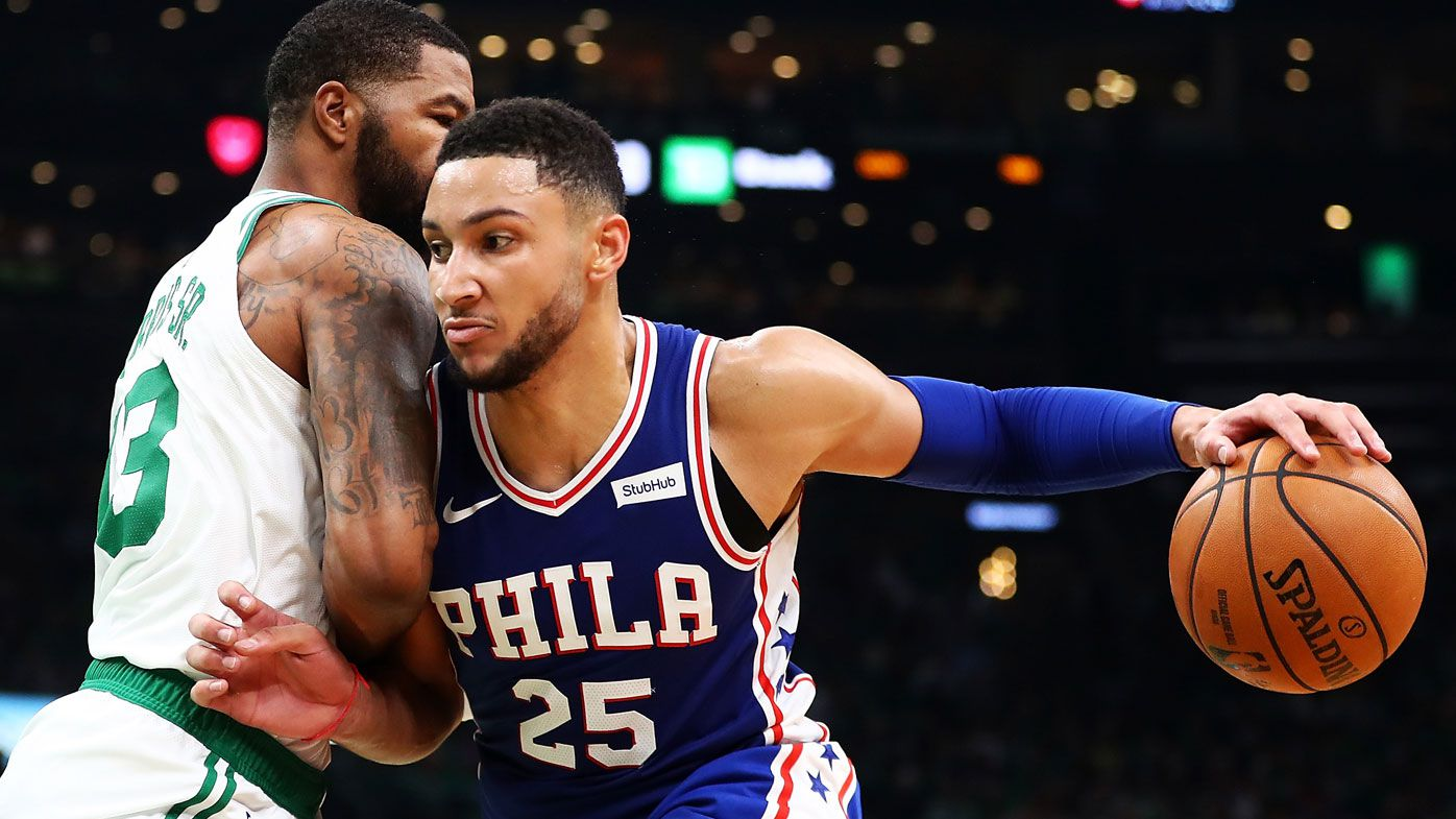Ben Simmons can achieve amazing feat in 2019, if teammates improve