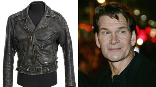 Patrick Swayze's 'Dirty Dancing' jacket fetches $83k at auction