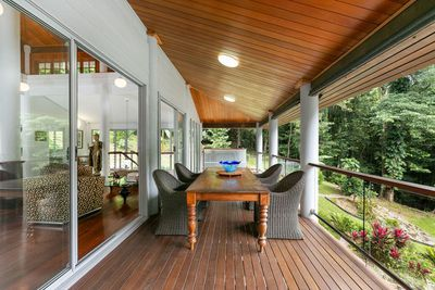 North Queensland Home Hits Market In Lush Rainforest 9homes