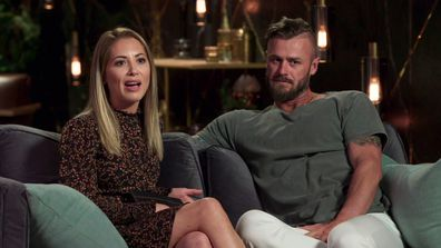Jaimie and Chris are encouraged to 'jump in' before time runs out