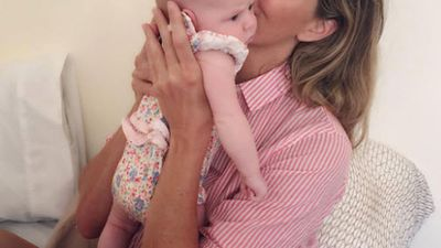 Laura Csortan shares beautiful snaps of life as a single mum with baby Layla Rose