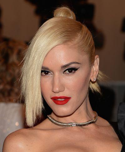 Stefani at the 2013 Met Gala in New York City