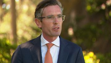 NSW Premier Dominic Perrottet is holding a crisis cabinet meeting this afternoon to discuss the state's roadmap out of lockdown.