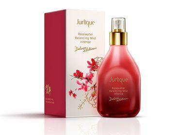 "<a href=""http://www.jurlique.com.au/"" target=""_blank"">Rosewater Balancing Mist Intense Deluxe Edition, $79, Jurlique</a>"