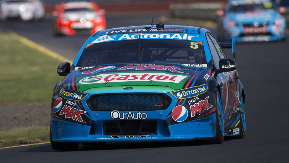 Winterbottom wins first V8 Supercars crown