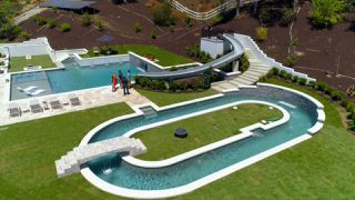 A Backyard Water Park