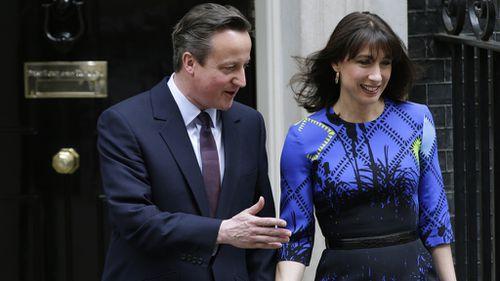 David Cameron's Conservatives win majority in British general election