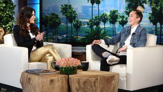 Miley Cyrus Guest Hosts, Sarah Jessica Parker, Idina Menzel
