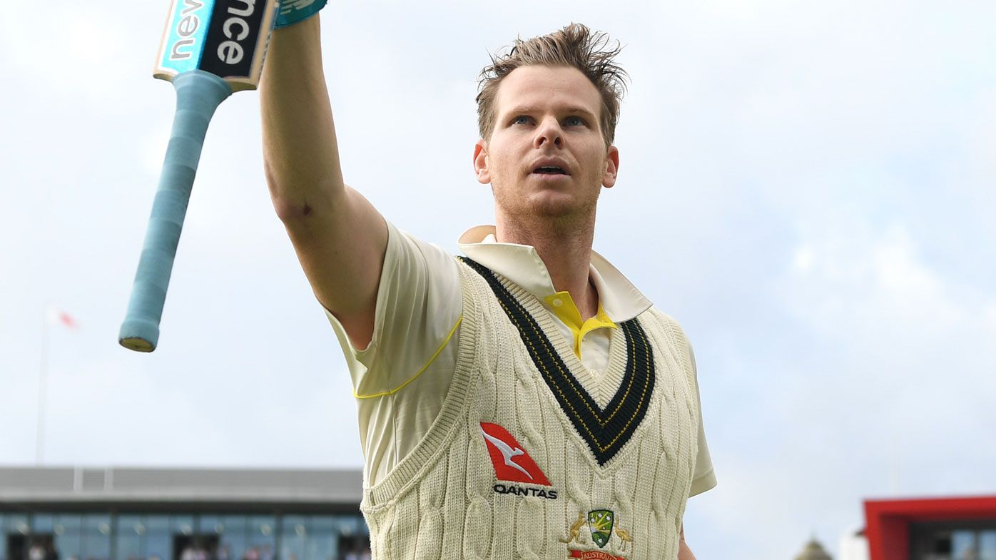 Ashes 2019: Steve Smith's classy response to 'Pommy boos' as Twitter files in to bat for Aussie 'superstar'