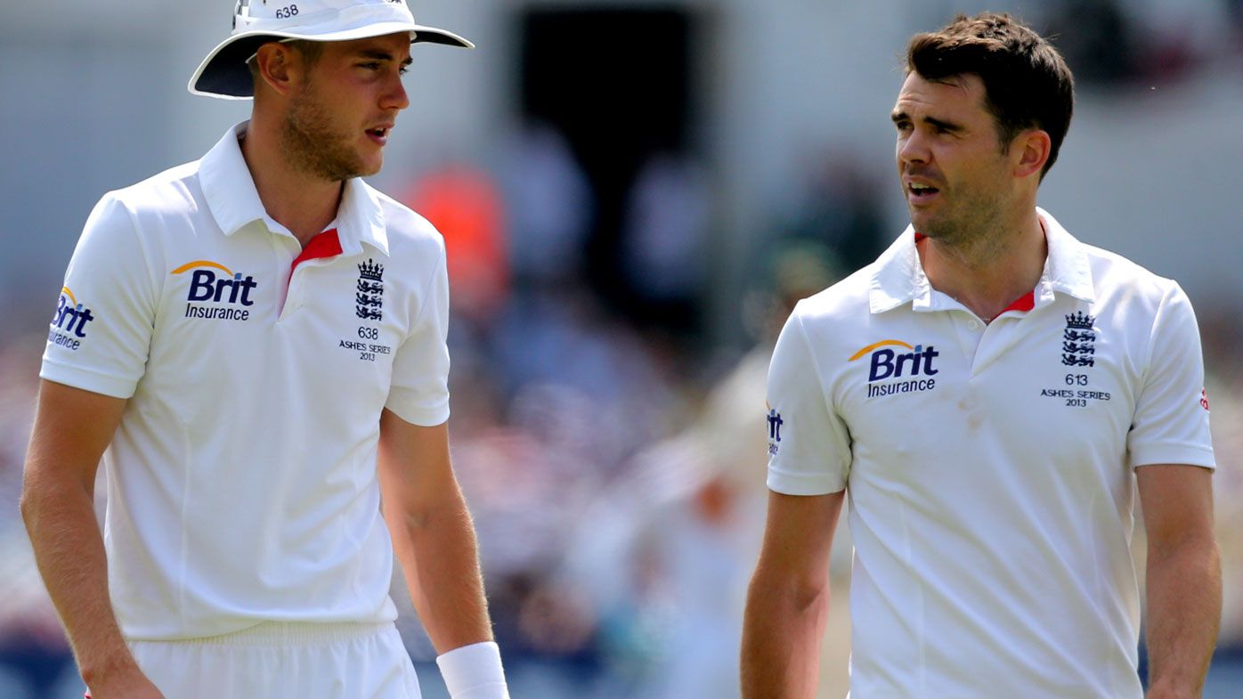 Ashes pitches didn't help Poms, claims England fast bowler James Anderson