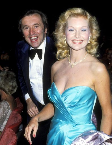TV personality David Frost and Actress Carol Lynley attend the 51st Annual Academy Awards on April 9, 1979.