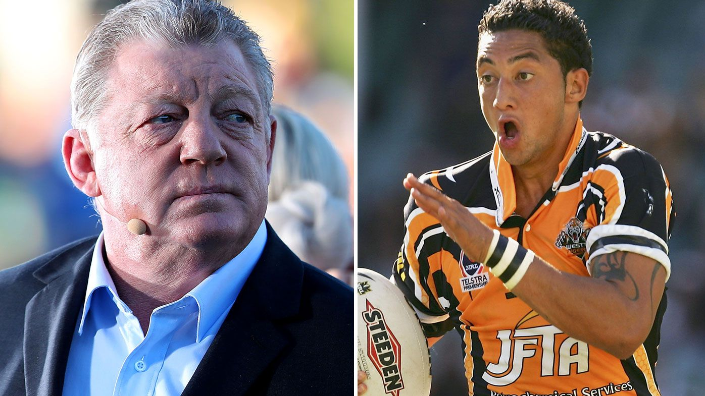 Phil Gould reveals his Benji Marshall commentary blunder.