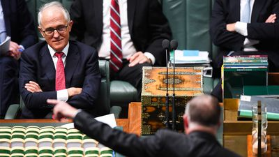 Malcolm Turnbull survives no confidence motion in Parliament