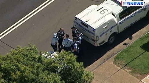 Toddler fighting for life and man charged after alleged assault in Guildford, Sydney