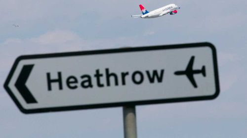 Heathrow guard caught with 7kg of cocaine