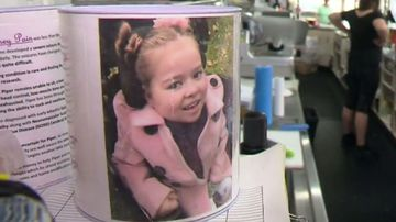 Community steps in to raise money for young girl after donation theft