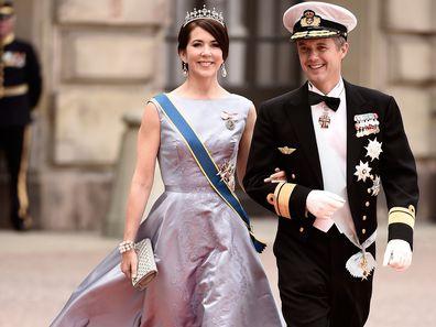 Princess Mary tiara collection