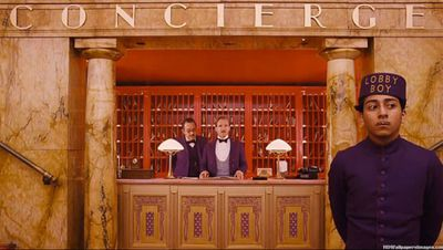 <p><b>Best Motion Picture, Musical or Comedy - The Grand Budapest Hotel</b></p><p>Written and directed by Wes Anderson, the film is a murder mystery set in the fictional Republic of Zubrowka.</p>