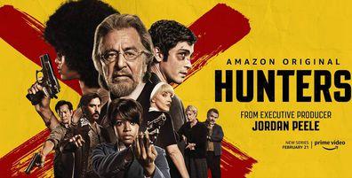 Al Pacino, cast, Amazon Prime, Hunters