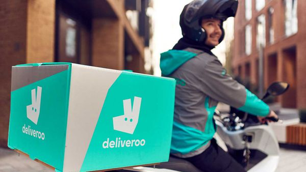 Deliveroo generic image delivery driver